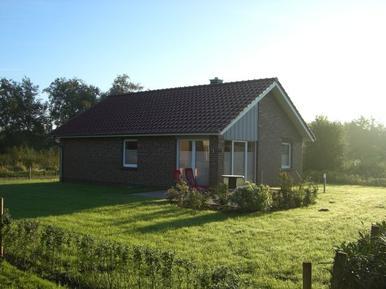 Gemütliches Ferienhaus : Region Niedersachsen für 6 Personen