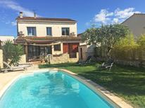 Holiday home 1137824 for 6 persons in Saint-Laurent-d'Aigouze