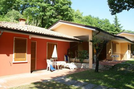 Gemütliches Ferienhaus : Region Garda für 4 Personen