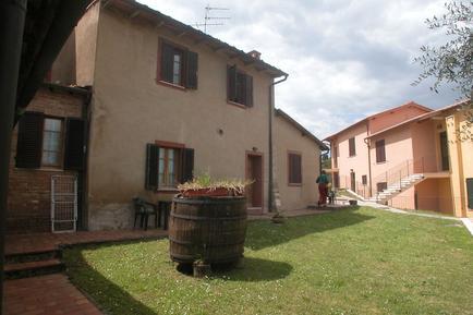 Für 3 Personen: Hübsches Apartment / Ferienwohnung in der Region Siena