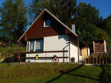 Gemütliches Ferienhaus : Region Thüringen für 4 Personen