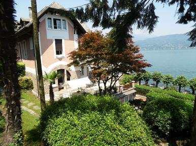 Gemütliches Ferienhaus : Region Lago Maggiore für 12 Personen