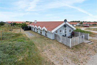 Gemütliches Ferienhaus : Region Jütland für 10 Personen
