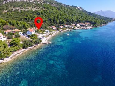 Gemütliches Ferienhaus : Region Kroatische Inseln für 6 Personen