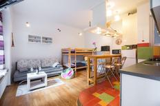 Appartement 1139839 voor 6 personen in Zagreb
