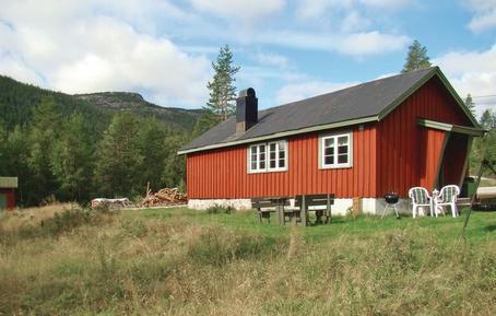 Gemütliches Ferienhaus : Region Telemark für 4 Personen