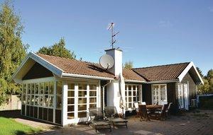 Gemütliches Ferienhaus : Region Hornbæk für 8 Personen