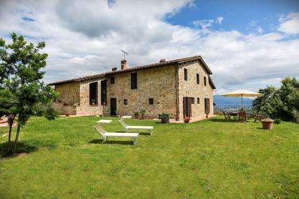 Gemütliches Ferienhaus : Region Quarrata für 12 Personen