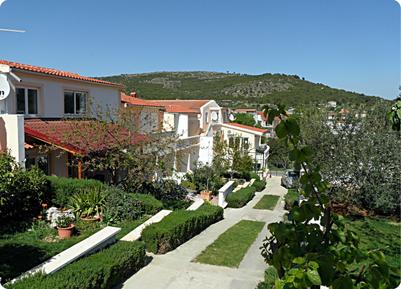 Für 2 Personen: Hübsches Apartment / Ferienwohnung in der Region Tribunj