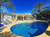 Holiday home 1141519 for 6 persons in Moraira