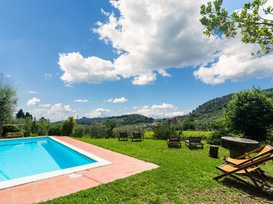 Für 4 Personen: Hübsches Apartment / Ferienwohnung in der Region Carmignano