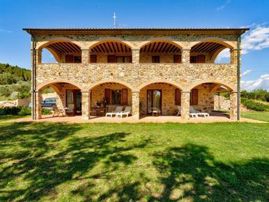 Für 5 Personen: Hübsches Apartment / Ferienwohnung in der Region Suvereto