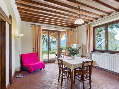 Für 3 Personen: Hübsches Apartment / Ferienwohnung in der Region Suvereto