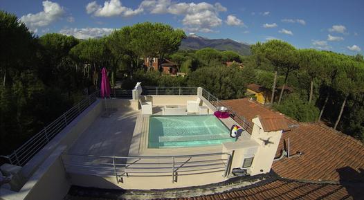 Gemütliches Ferienhaus : Region Marina dei Ronchi für 14 Personen