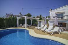 Holiday home 1142266 for 10 persons in Benissa