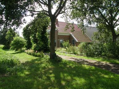 Gemütliches Ferienhaus : Region Drenthe für 10 Personen