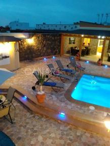 Gemütliches Ferienhaus : Region La Oliva für 5 Personen