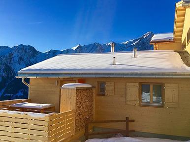 Gemütliches Ferienhaus : Region Graubünden für 6 Personen