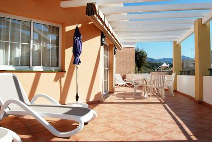 Für 4 Personen: Hübsches Apartment / Ferienwohnung in der Region Nerja