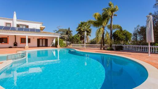 Gemütliches Ferienhaus : Region Algarve für 14 Personen