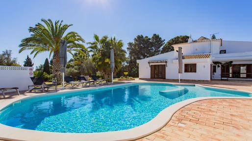 Algarve Ferienhaus mit Hund