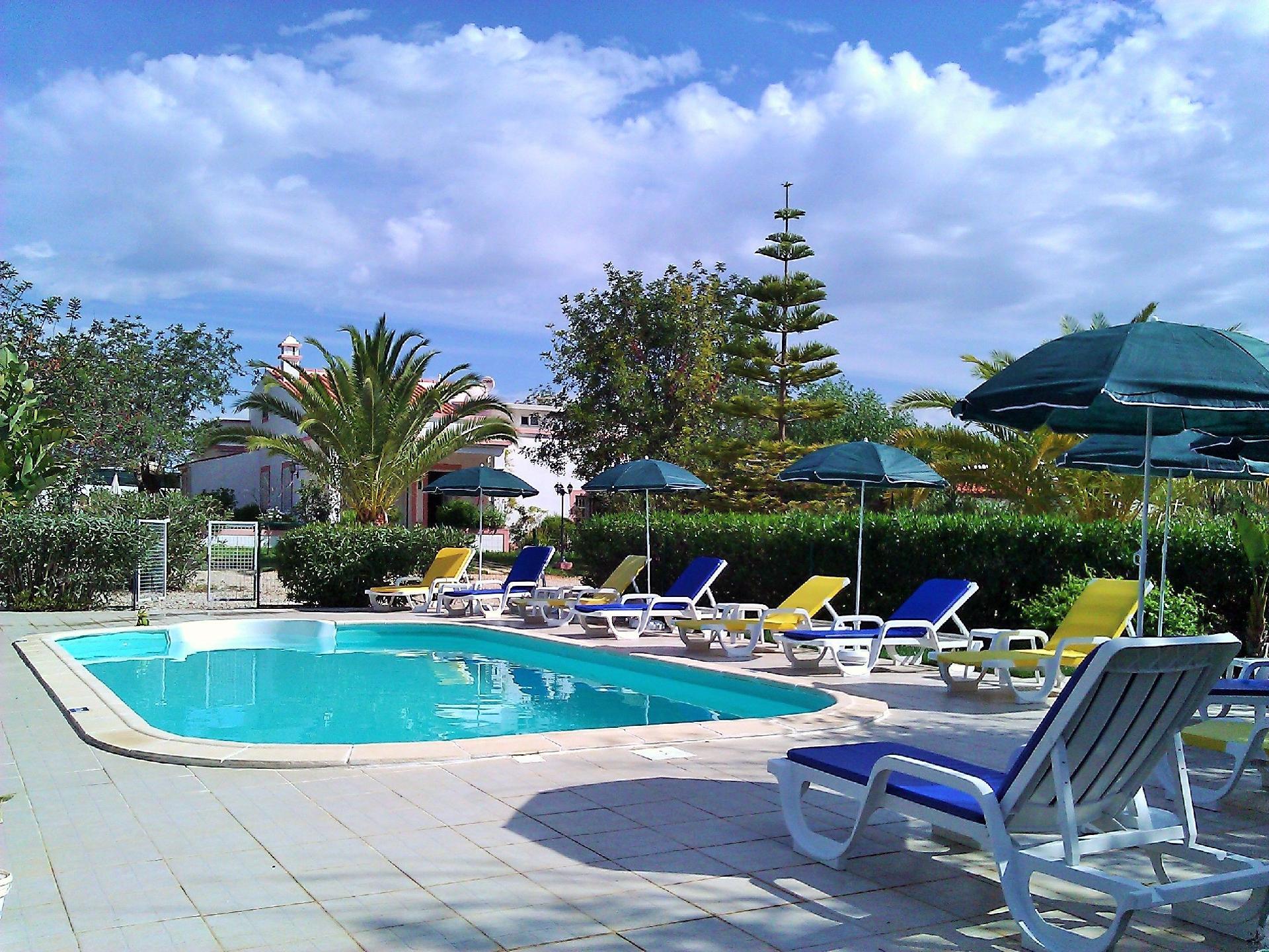 Ferienhaus mit Privatpool für 25 Personen ca.  in Portugal