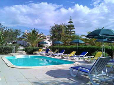 Gemütliches Ferienhaus : Region Algarve für 25 Personen