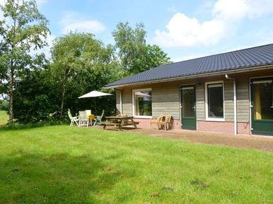 Gemütliches Ferienhaus : Region Drenthe für 8 Personen