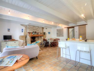 Gemütliches Ferienhaus : Region Quiberon für 6 Personen
