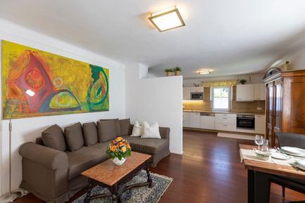 Für 2 Personen: Hübsches Apartment / Ferienwohnung in der Region Salzburg