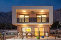 Dom wakacyjny 1148583 dla 5 osób w Makarska