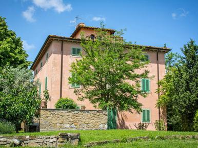 Für 4 Personen: Hübsches Apartment / Ferienwohnung in der Region Barberino Val d'Elsa