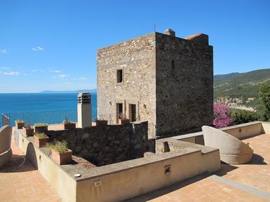 Gemütliches Ferienhaus : Region Orbetello für 10 Personen