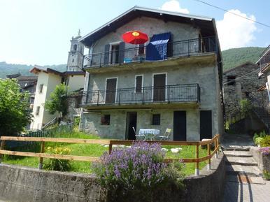 Für 4 Personen: Hübsches Apartment / Ferienwohnung in der Region Oberitalienische Seen