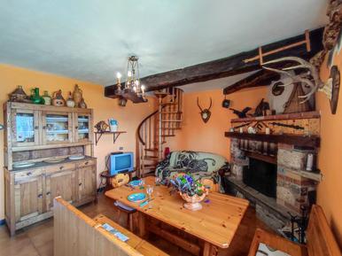 Gemütliches Ferienhaus : Region Porlezza für 6 Personen