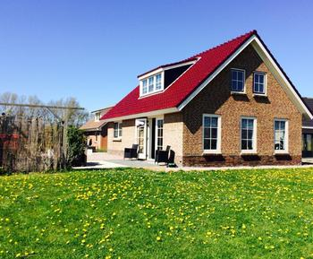Gemütliches Ferienhaus : Region Waddenzee (Wattenmeer) für 10 Personen