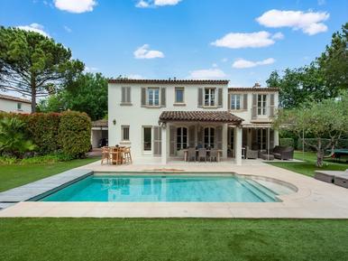 Gemütliches Ferienhaus : Region Saint-Tropez für 8 Personen
