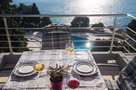 Für 6 Personen: Hübsches Apartment / Ferienwohnung in der Region Krk