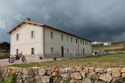 Gemütliches Ferienhaus : Region Paganico für 6 Personen