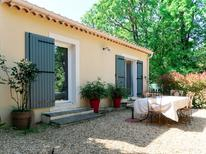 Holiday home 1151280 for 4 persons in Carpentras