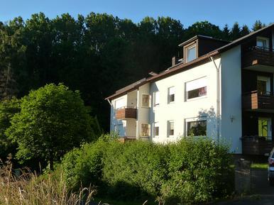 Für 9 Personen: Hübsches Apartment / Ferienwohnung in der Region Rhön