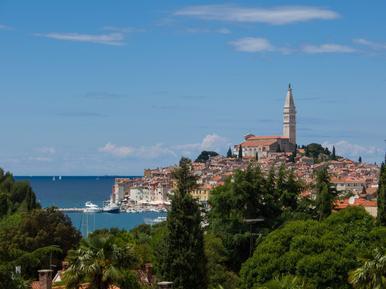 Für 4 Personen: Hübsches Apartment / Ferienwohnung in der Region Rovinj