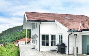 Gemütliches Ferienhaus : Region Vest-Agder für 9 Personen