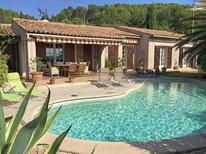 Holiday home 1154210 for 6 persons in Lorgues