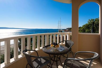 Für 3 Personen: Hübsches Apartment / Ferienwohnung in der Region Split-Dalmatien