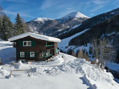 Gemütliches Ferienhaus : Region Kärnten für 10 Personen