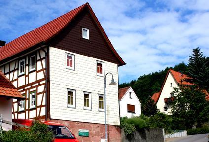 Gemütliches Ferienhaus : Region Rhön für 6 Personen