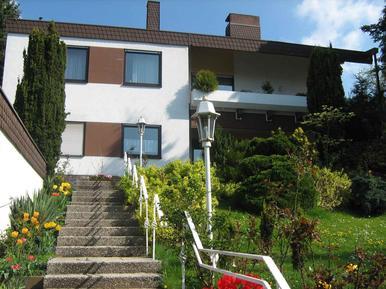 Für 3 Personen: Hübsches Apartment / Ferienwohnung in der Region Rhön