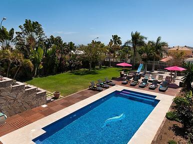 Gemütliches Ferienhaus : Region Gran Canaria für 12 Personen
