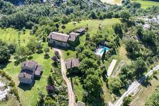 Ferienhaus 1159787 für 10 Personen in Montone
